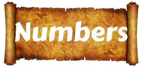 Bilderesultat for book of numbers