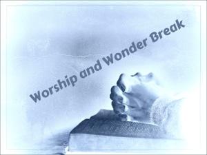 WorshipWonder