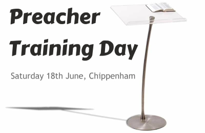 Preacher Training
